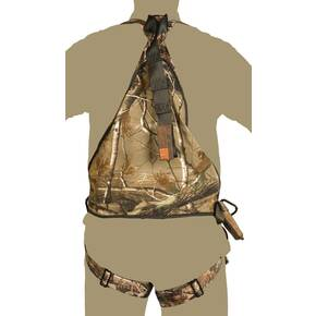 "Summit Seat-O-The-Pants Fastback Harness - Youth Waist 18""-24"""