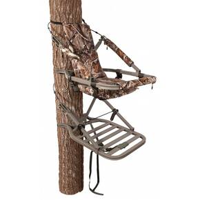 Summit Explorer SD Climbing Treestand - Closed Front