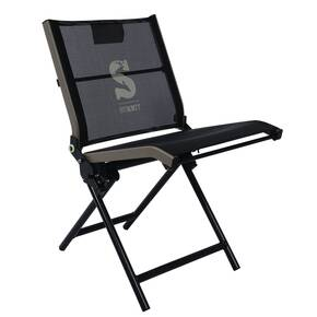 Summit 14 lb. Hunting Ground Seat with Mesh Seat & Backrest - 275 lb. Limit