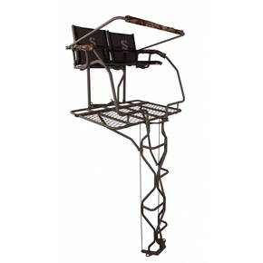 Summit 120 lb. The Vine Double Ladder Stand - 250 lb. Limit