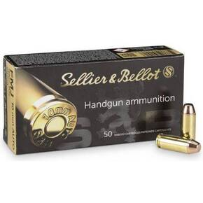 Seller and Ballot Handgun Ammunition 10mm Auto 180 gr FMJ 1164 Fps 50/ct