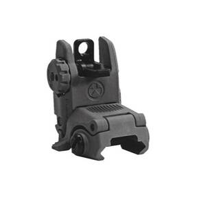 Magpul  MBUS Rear Sight  Generation II  Fits Picatinny  Gray Finish MAG248-GRY