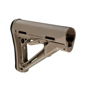 Magpul  CTR Stock  Fits AR-15  Commercial  Gray Finish MAG311-GRY