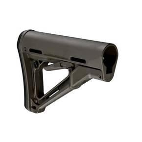 Magpul  CTR Stock  Fits AR-15  Adjustable  OD Green MAG311-OD