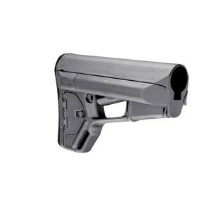 Magpul  Adaptable Carbine/Storage Stock  Fits AR-15  Mil-Spec  Gray Finish MAG370-GRY