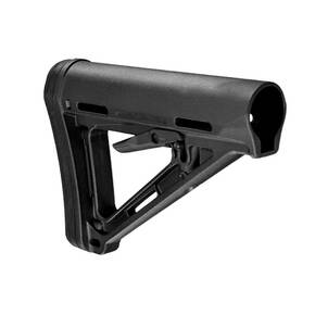 Magpul  MOE Carbine Stock  Fits AR-15  Commercial  Black Finish MAG401-BLK