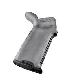 Magpul  MOE Grip  Fits AR Rifles  with Storage Compartment  Gray MAG416-GRY