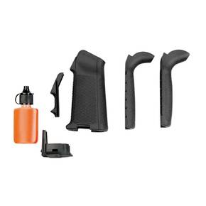 Magpul  MIAD GEN 1.1 TYPE 2 Grip Kit  Fits AR-10  Black Finish MAG521-BLK