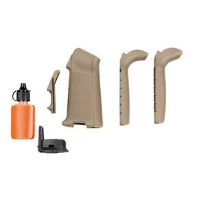Magpul  MIAD GEN 1.1 TYPE 2 Grip Kit  Fits AR-10  Flat Dark Earth Finish MAG521-FDE