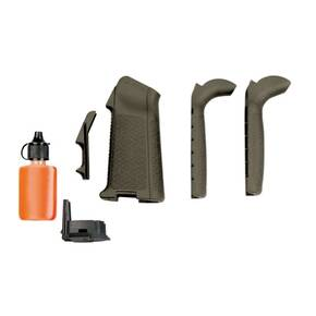 Magpul  MIAD Grip Kit  Generation 1.1  Fits AR Rifles  OD Green MAG520-ODG