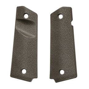 Magpul  MOE 1911 Grip Panels  For 1911  TSP Texture  Magazine Release Cut-out  OD Green MAG544-ODG