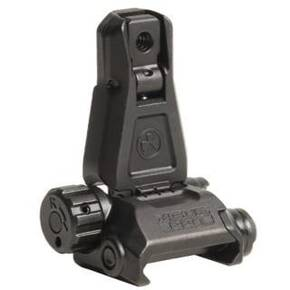 Magpul MBUS Pro Sight Rear Black
